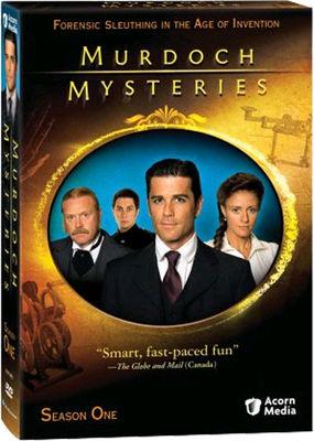Murdoch mysteries. Season one