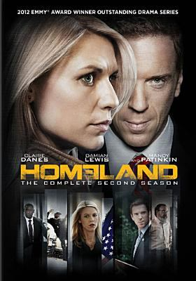 Homeland. The complete second season