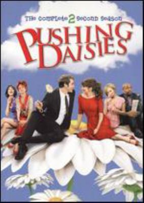 Pushing daisies. The complete second season