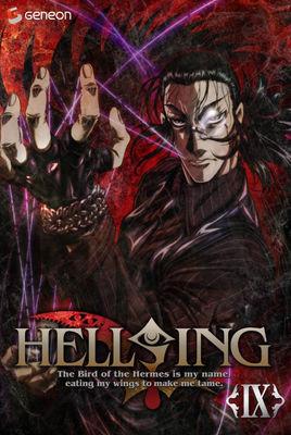 Hellsing ultimate Volumes IX-X