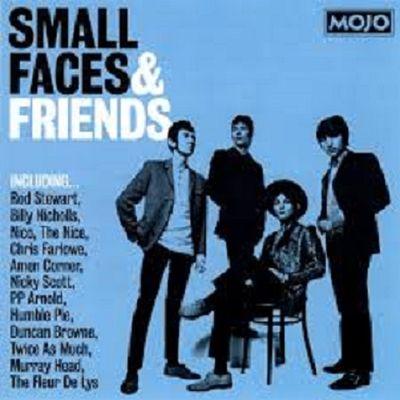 Mojo presents small faces & friends