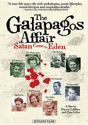 The Galapagos affair : Satan came to Eden