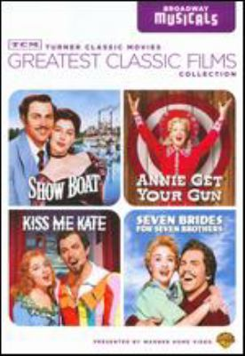 Greatest classic films collection. Broadway musicals