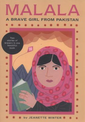 Malala, a brave girl from Pakistan ; Iqbal, a brave boy from Pakistan