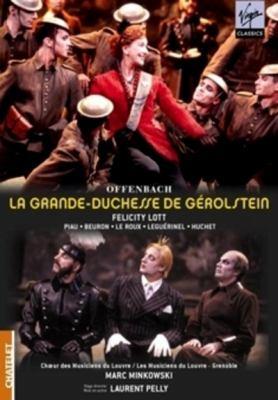 La grande-duchesse de Gérolstein : opéra bouffe en trois actes et quatre tableaux