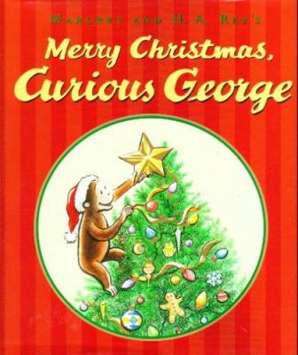 Margret & H.A. Rey's Merry Christmas, Curious George