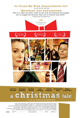 A Christmas tale Un conte de Noël