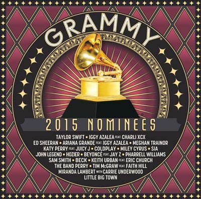 Grammy. 2015 nominees.