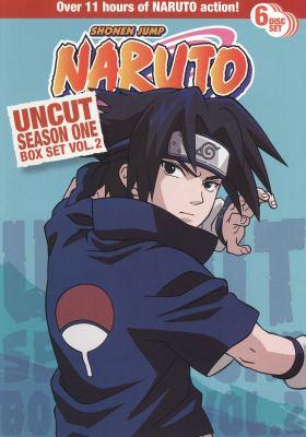 Naruto. Uncut season one box set. Vol. 2