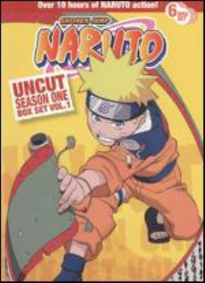 Naruto. Uncut season one box set. Vol. 1