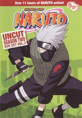 Naruto. Uncut season two box set. Vol. 2