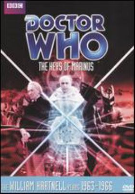 Doctor Who. The keys of Marinus