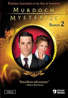 Murdoch mysteries. Season two