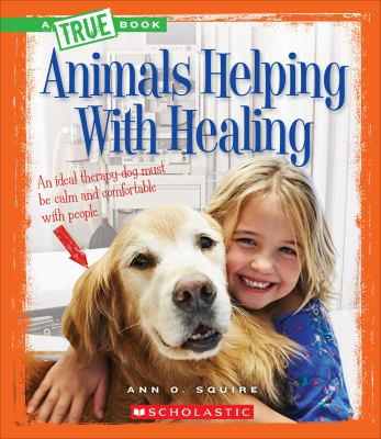 Animals helping with healing