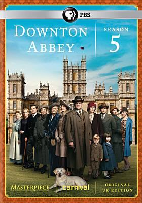 Downton Abbey. Season 5