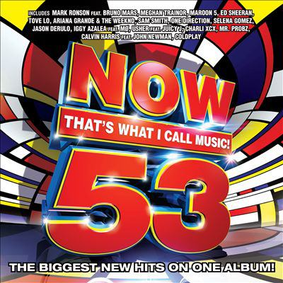 Now 53!: that's what I call music!