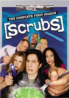 Scrubs. The complete first season
