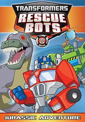 Transformers Rescue Bots. Jurassic adventure.