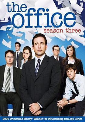 The office. Season three