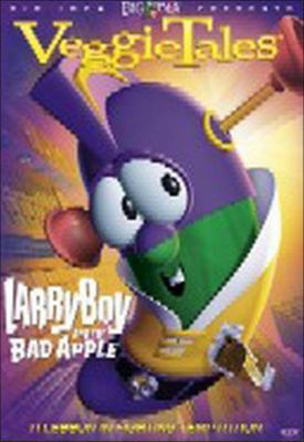 VeggieTales. LarryBoy and the bad apple : a lesson in fighting temptation