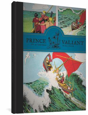 Prince Valiant. Vol. 4, 1943-1944