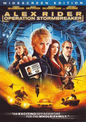 Alex Rider : Operation Stormbreaker