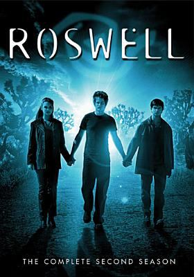 Roswell. The complete second season