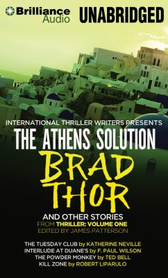 The Athens solution : and other stories from Thriller: volume one (AUDIOBOOK)