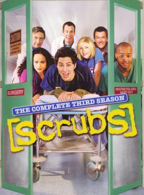 Scrubs. The complete third season