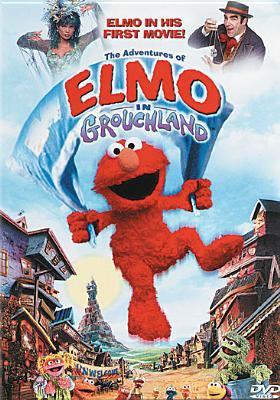 Sesame Street. The adventures of Elmo in Grouchland