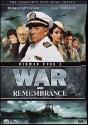 War and remembrance. The complete epic mini-series