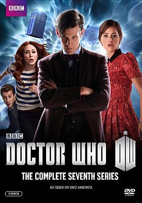 Doctor Who. The complete seventh series