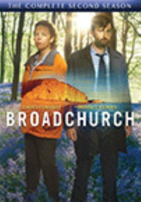Broadchurch. The complete second season