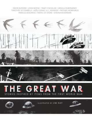 The Great War : stories inspired by items from the First World War