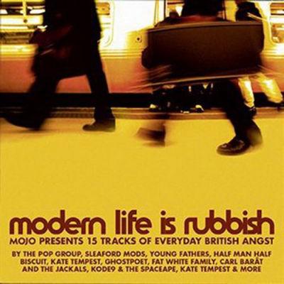 Mojo presents. Modern life is rubbish