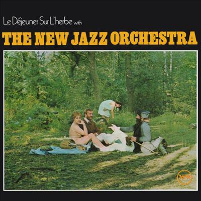 Le déjeuner sur l'herbe with the New Jazz Orchestra.