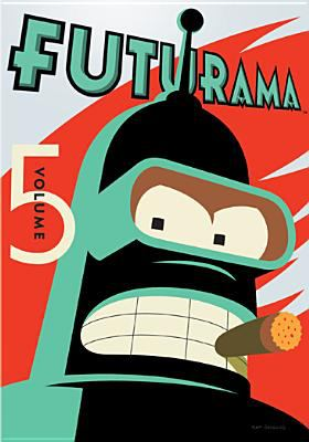 Futurama. Volume 5