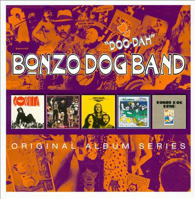 "Bonzo dog ""Doo-Dah"" band"
