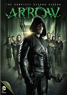 Arrow. The complete second season