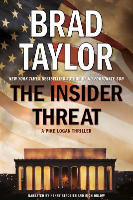 The insider threat (AUDIOBOOK)
