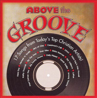 Above the groove