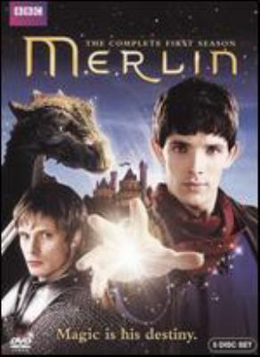 Adventures of Merlin. The complete first season