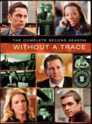 Without a trace. The complete second season