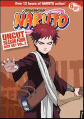 Naruto. Uncut season four box set. Vol. 2
