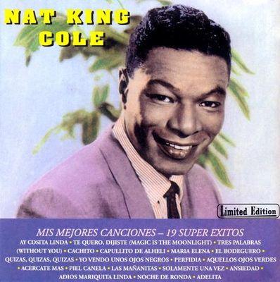 Nat King Cole : mis mejores canciones.