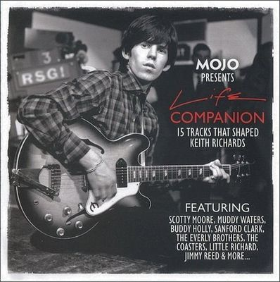 Mojo presents life companion : 15 tracks that shaped Keith Richards.