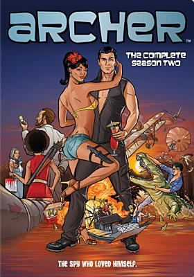 Archer. The complete season two