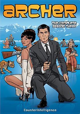 Archer. The complete season three