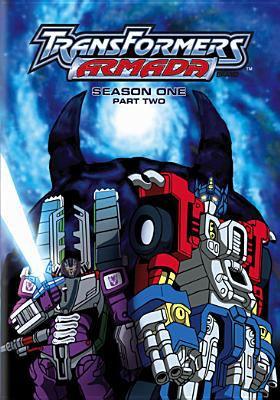 Transformers Armada. Disc five
