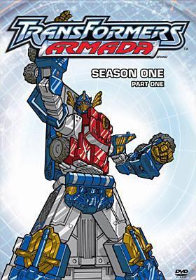 Transformers Armada. Disc one
